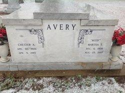 Martha Betsy <i>Tripp</i> Avery