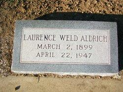 Laurence Weld Aldrich