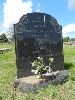 Violet Ethel Rose Coker