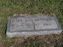 Mary Ann Messman