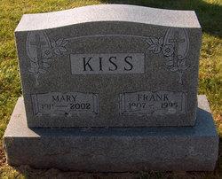 Mary I <i>Toth</i> Kiss