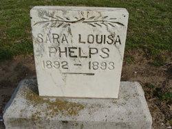 Sara Louisa Phelphs