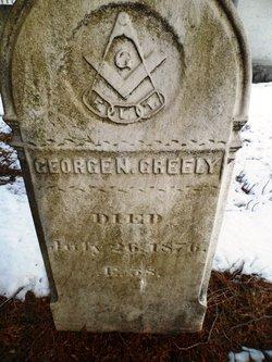 George N Greely