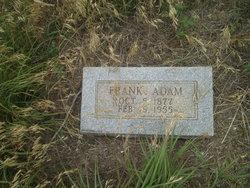 Frank Adam