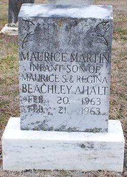 Maurice Martin Ahalt