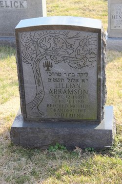 Lillian Abramson