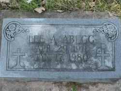 Lee A. Abegg