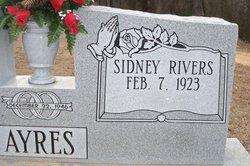 Sidney Rivers Ayres