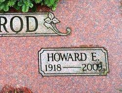 Howard Eugene Hartford Rod