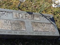 Myrtle Dew