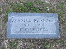 Annie R Reid
