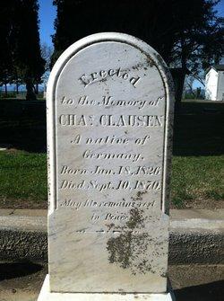 Charles Clausen
