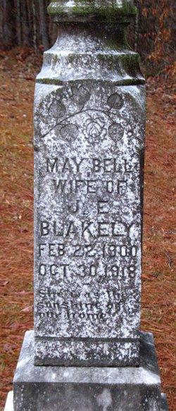 May Bell <i>Ackerman</i> Blakely