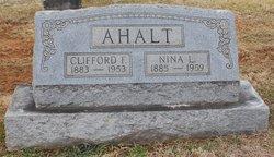 Clifford F Ahalt