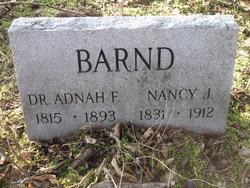 Nancy Jane <i>Foster</i> Barnd