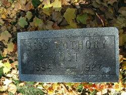 Bess <i>Anthony</i> Yost