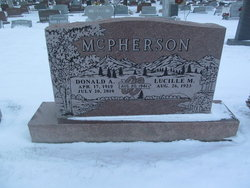 Donald Arthur McPherson