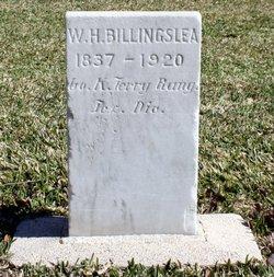 William H. Billingslea
