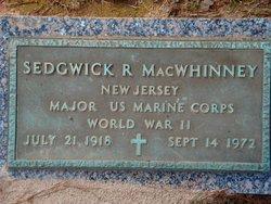 Sedgwick R. MacWhinney