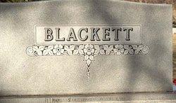 Alfred Lee Blackett