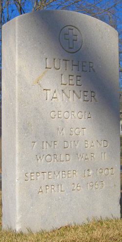 Luther Lee Tanner