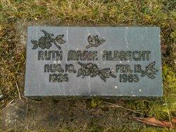 Ruth Marie Albrecht