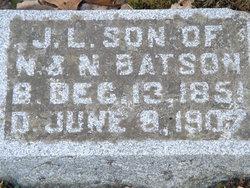 John Lewis Batson