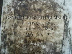 Kenneth Claiborne Royall
