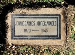 Jennie M. <i>Barnes</i> Arnold