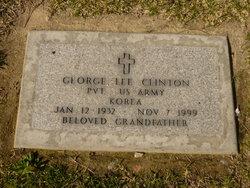 George Lee Clinton