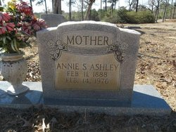 Annie Maybell <i>Sellers</i> Ashley