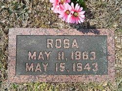 Rosa <i>Trapp</i> Willhardt