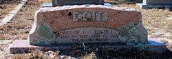 Elmer Elijah Goff