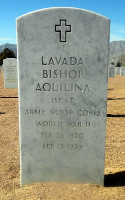 Lavada Bishop Aquilina