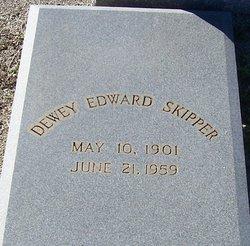 Dewey Edward Skipper