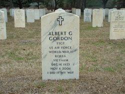 Albert G. Gordon