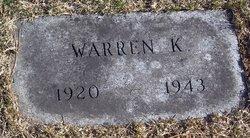 Warren Kenyon McQuiston