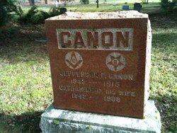Jefferson Franklin Canon