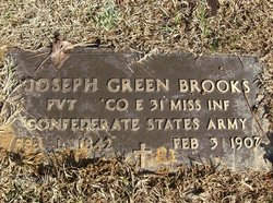 Joseph Green Brooks