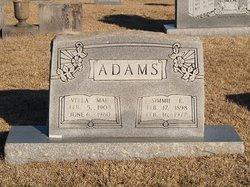 Simmie Ebenezer Adams, Sr
