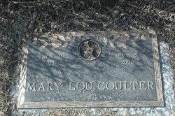 Mary Lou <i>Robinson</i> Coulter