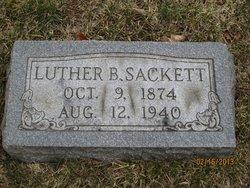 Luther Benjamin Sackett