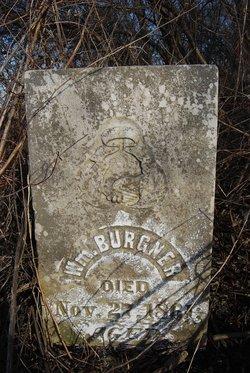 William James Burgner