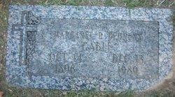 Marguerite P Margaret <i>Gable</i> Behrens