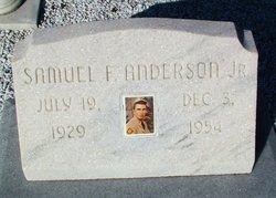 Samuel Franklin Anderson, Jr