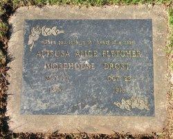Altrusa Alice Fletcher <i>Morehouse</i> Drost
