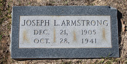 Joseph Lee Armstrong