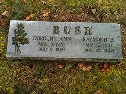 Dorothy Ann <i>Parmer</i> Bush