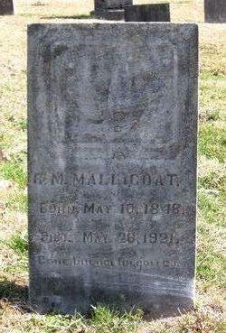 Rachel M <i>Majors</i> Coffman/Mallicoat