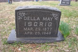 Della May <i>Harmon</i> Isgrig